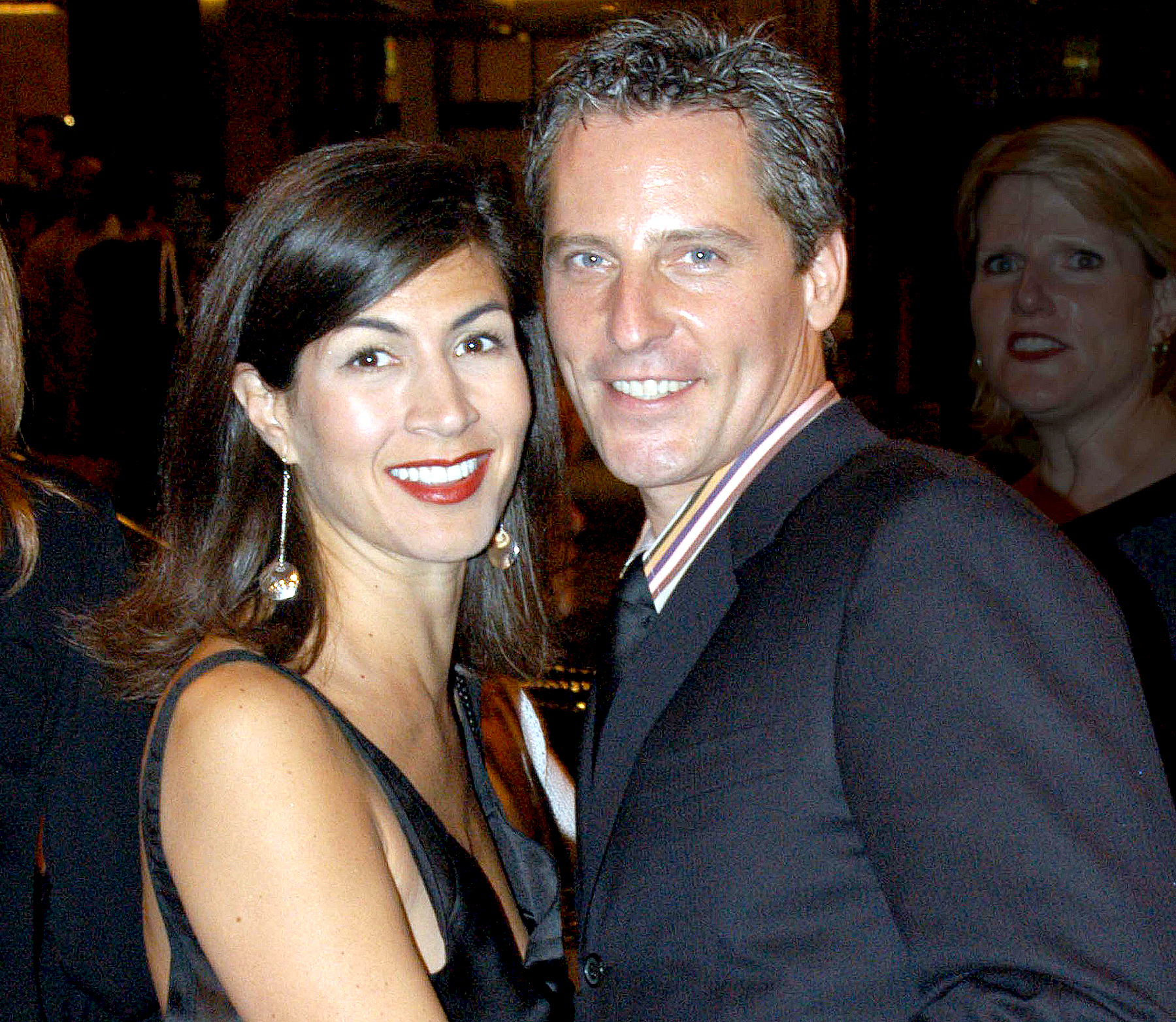"Hildi Santo-Tomas and Doug Wilson of ""Trading Spaces"" in 2004."