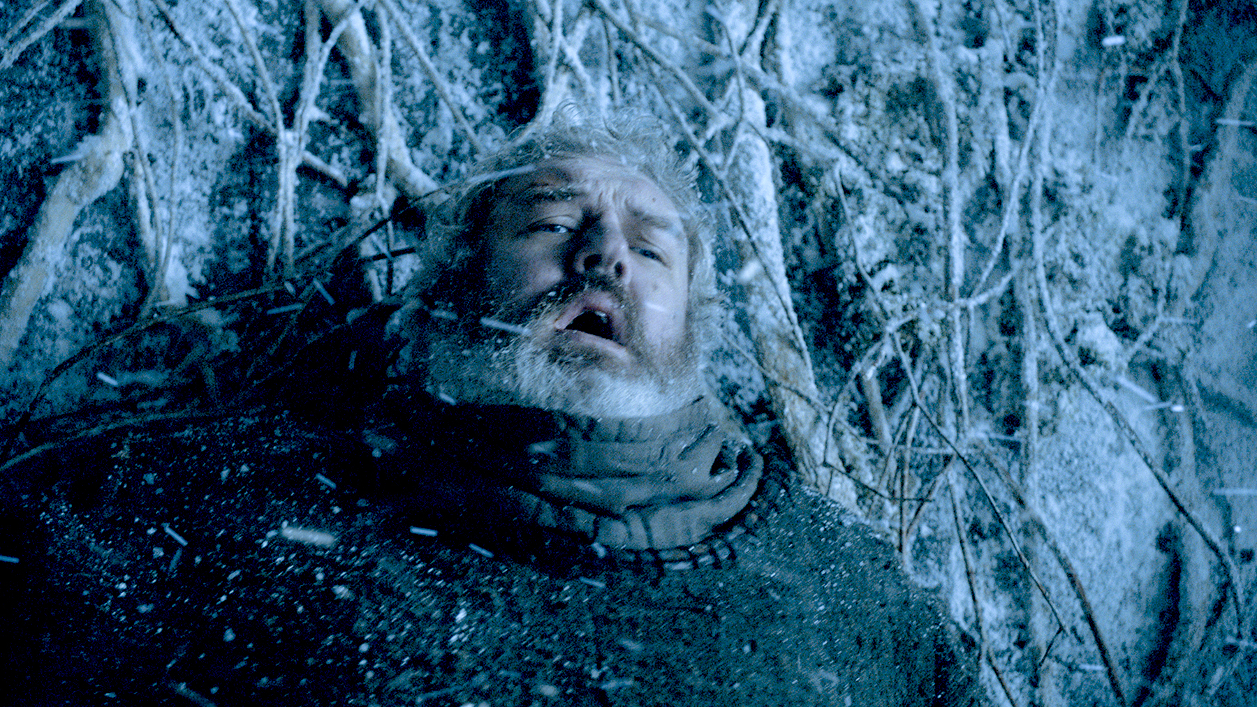 Hodor on 'Game of Thrones'