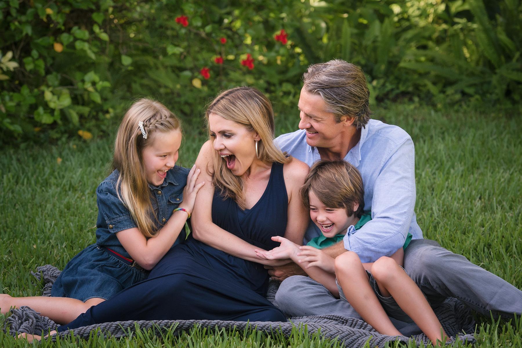 The Holderness Family Jennifer Mauren Photography