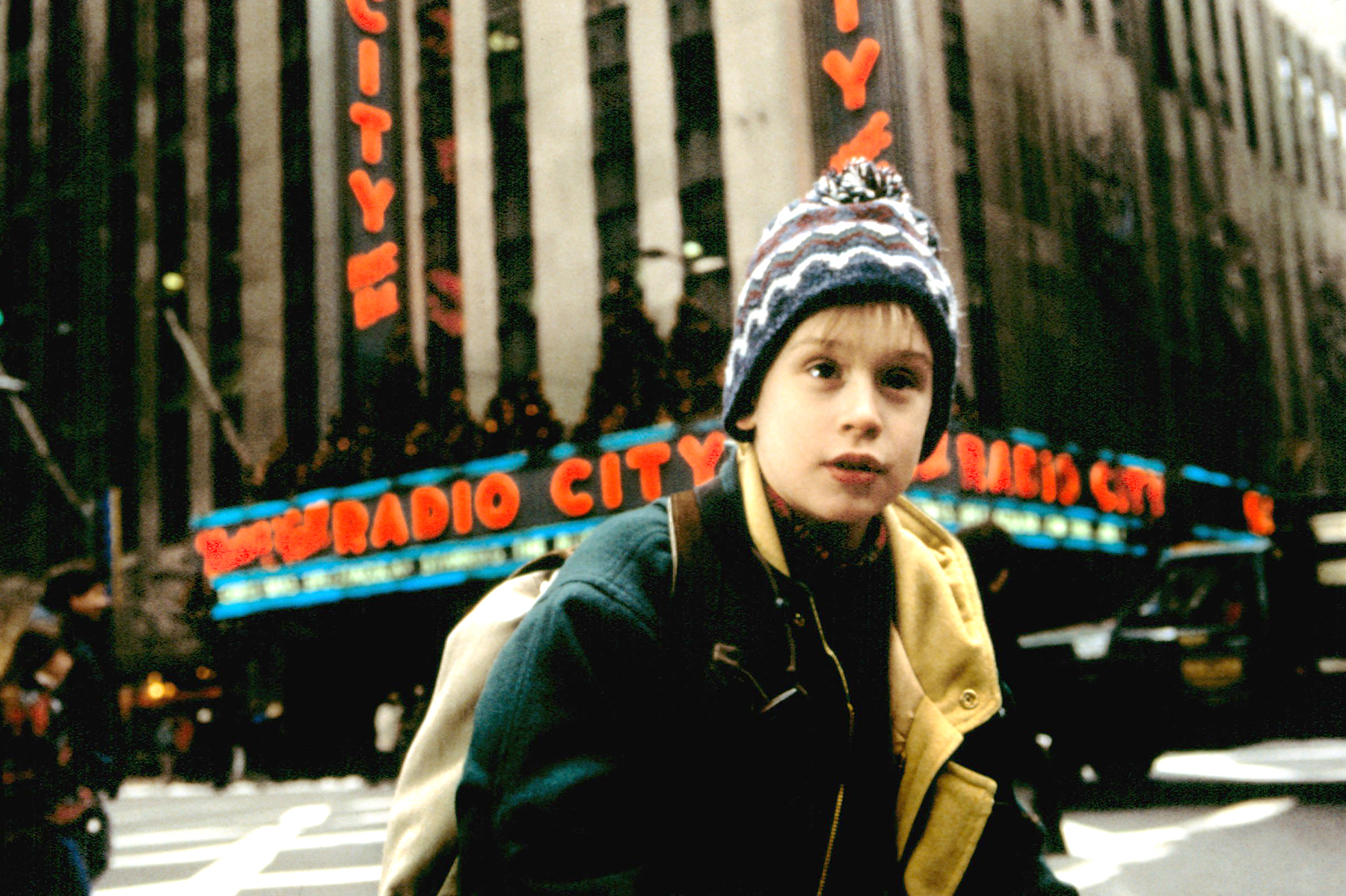Macaulay Culkin in 1992's 'Home Alone 2: Lost in New York.'