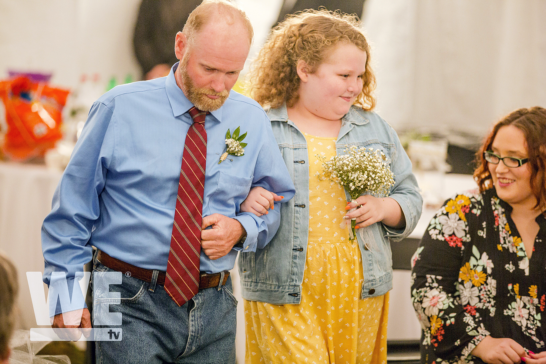 "Mike ""Sugar Bear"" Thompson wedding Alana Honey Boo Boo"