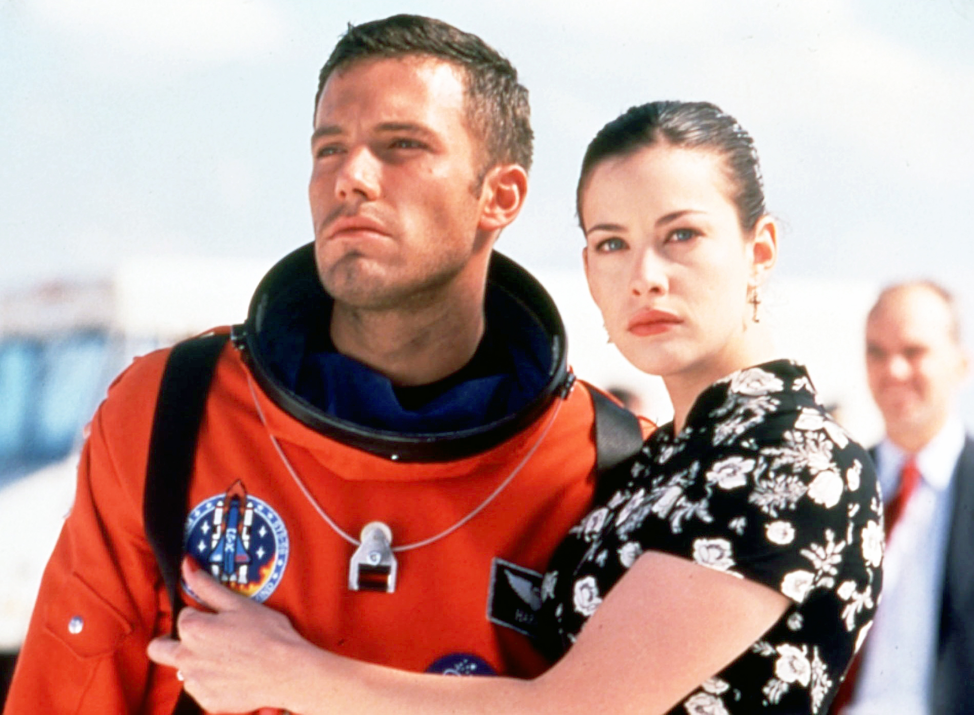 Ben Affleck and Liv Tyler
