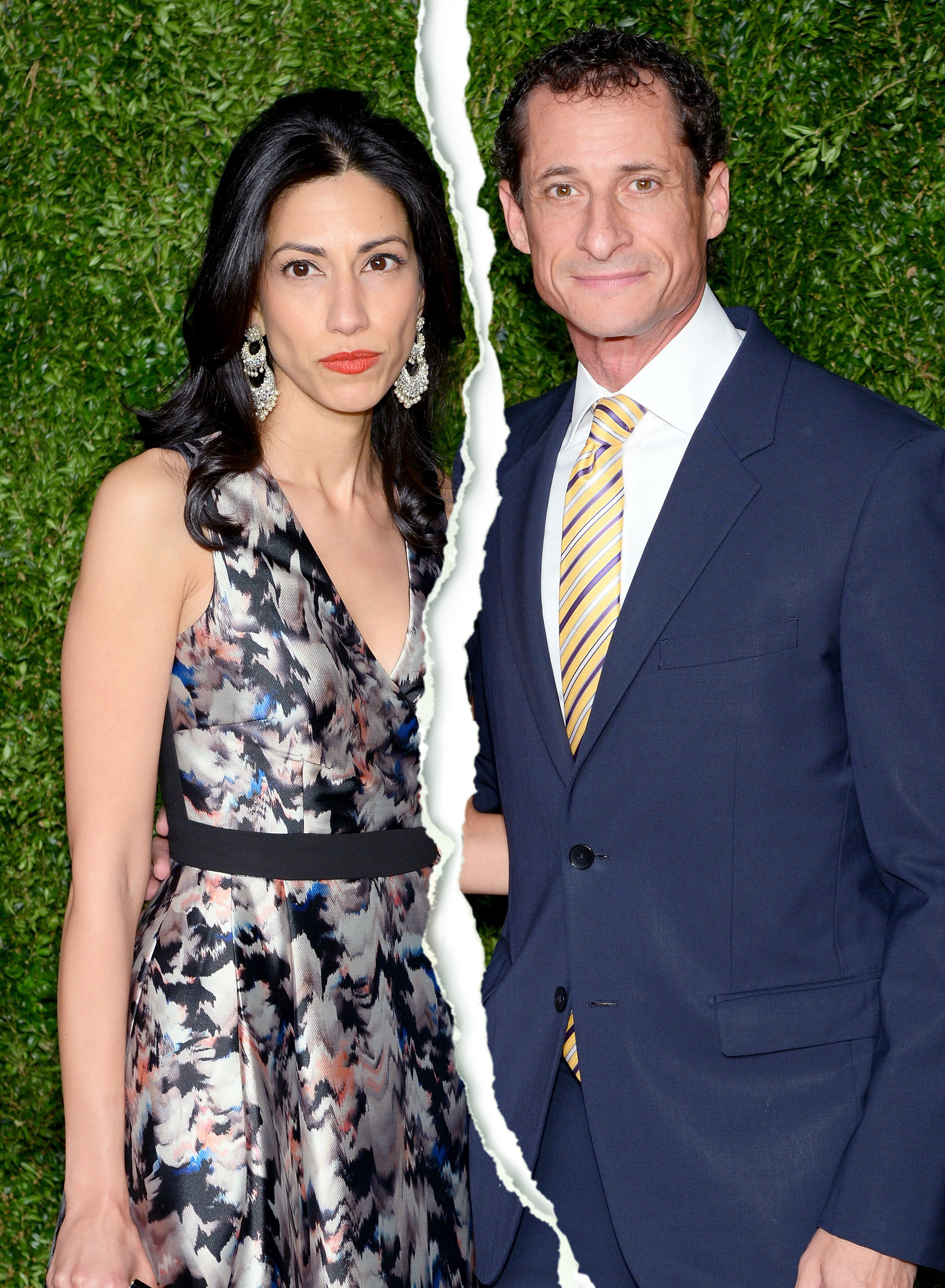 Anthony Weiner And Huma Abedin End Divorce Suit - The Forward