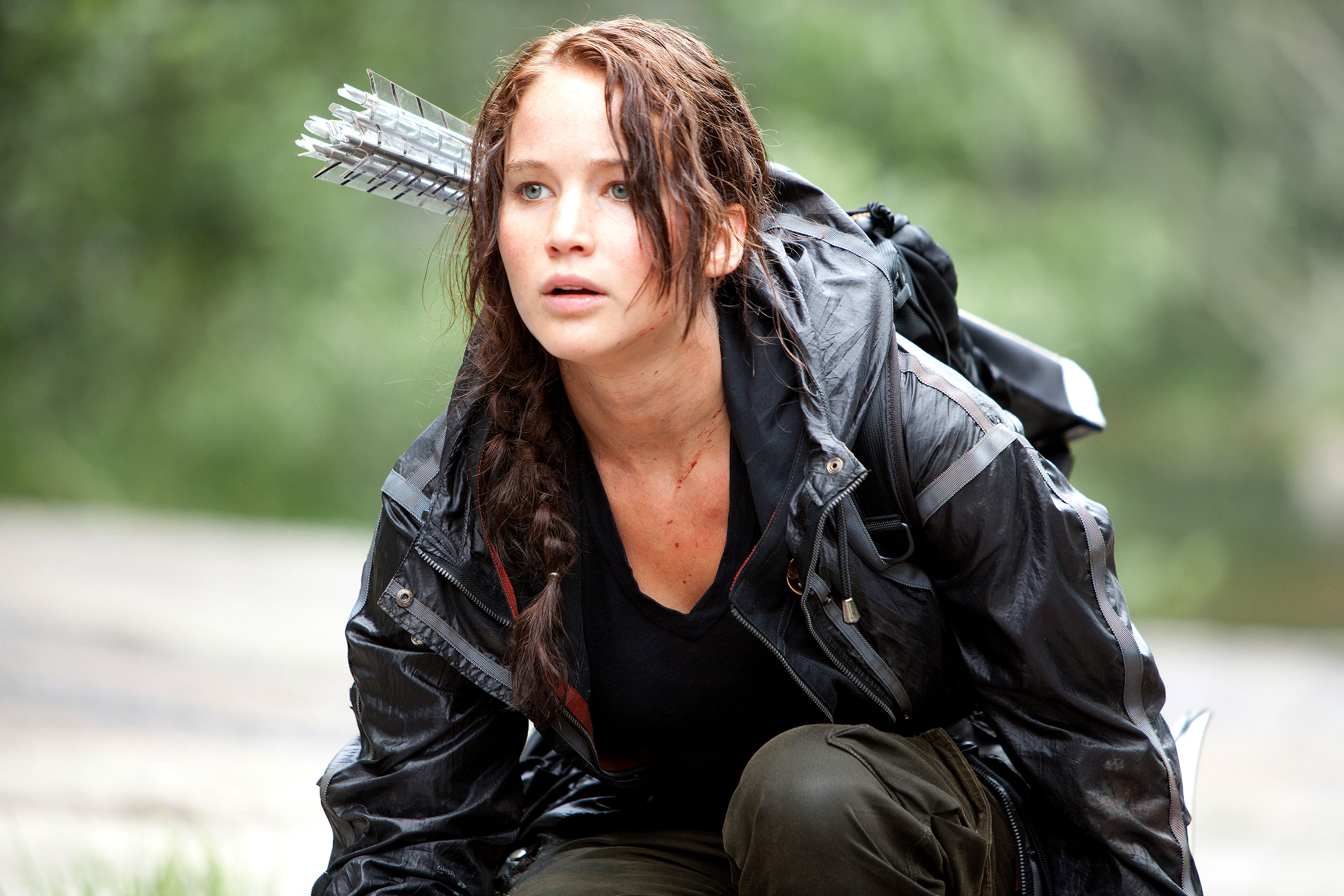 Jennifer Lawrence Admits She Took Ambien Before Filming 'Hunger Games'