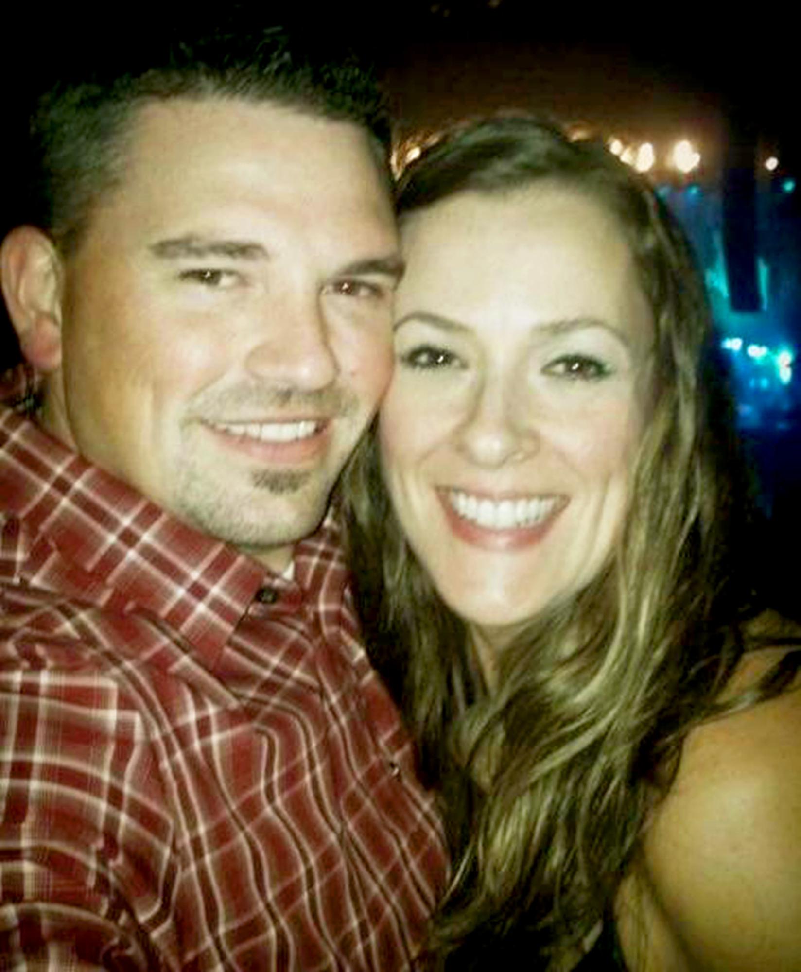 Jason Lynn and Jennifer