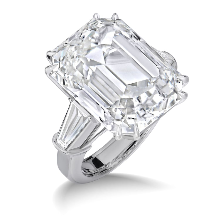 mariah carey mariah careys 35 carat diamond engagement ring - Mariah Carey Wedding Ring