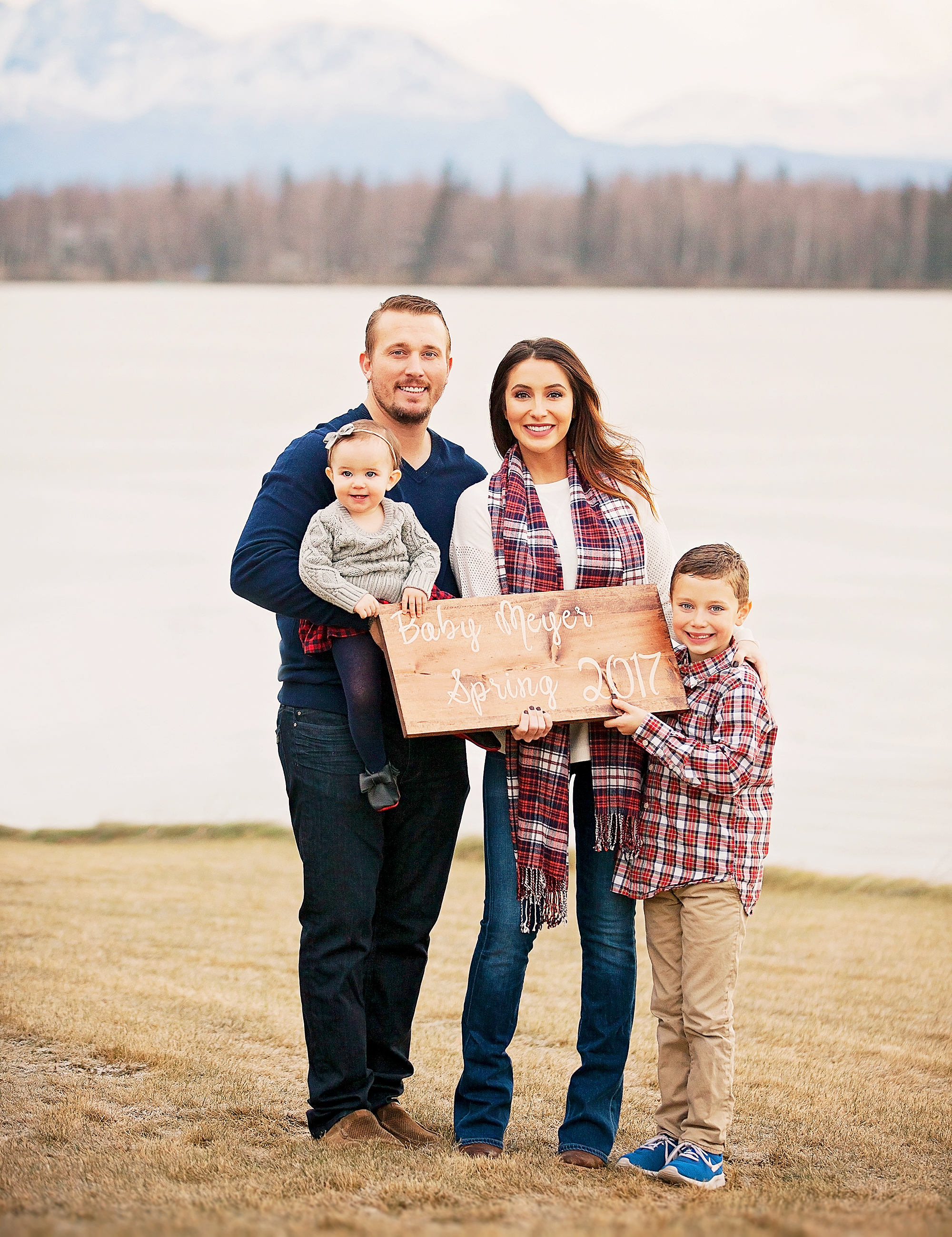Bristol Palin, Dakota Meyer, Sailor and Tripp