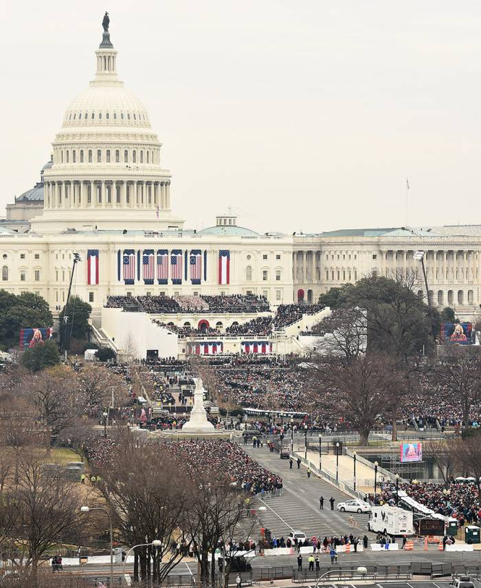 Inauguration of President-Elect Donald Trump