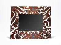 Indonosia batik picture frame Lupita Nyong'o