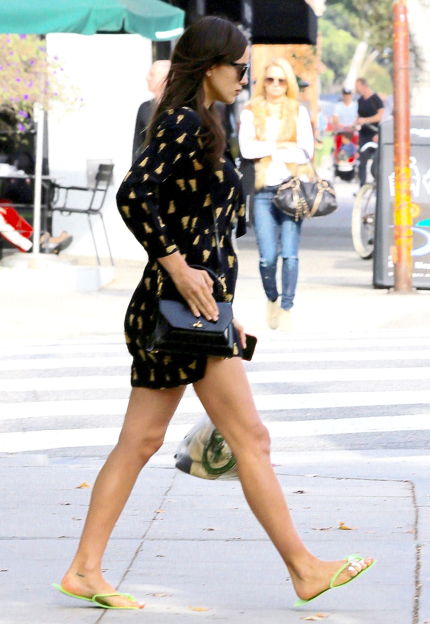 fea9b9d9a5 Irina Shayk Sparks Bradley Cooper Engagement Rumors With Huge Ring
