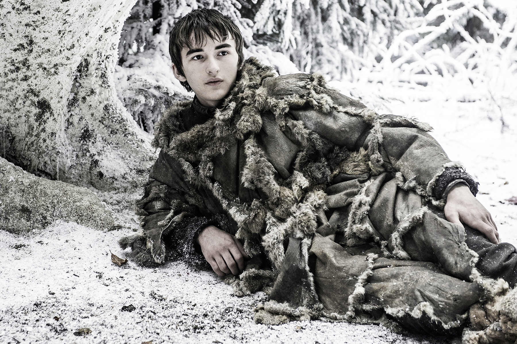 Isaac Hempstead Wright Bran Game of Thrones