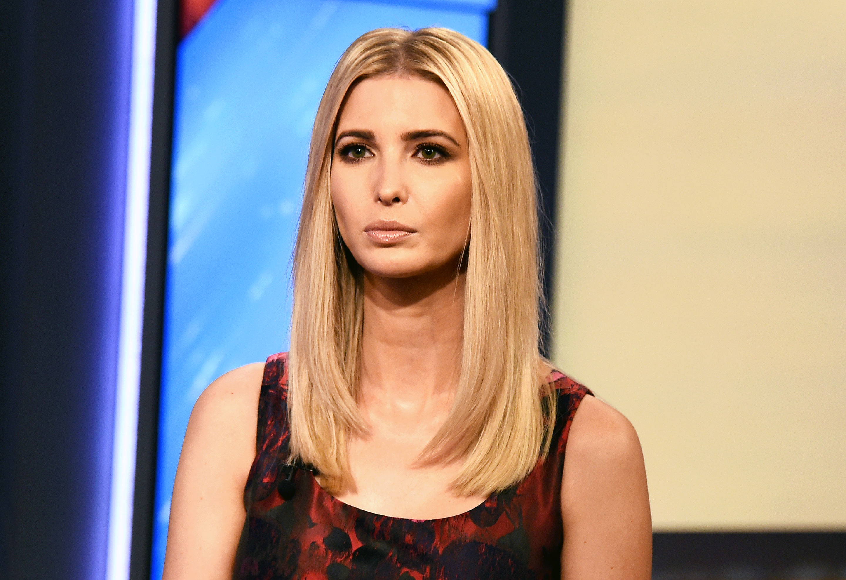 Ivanka Trump's eponymous label is under fire again, this time for allegedly  mistreating the workers in its shoe factory. Ilya S. Savenok/Getty