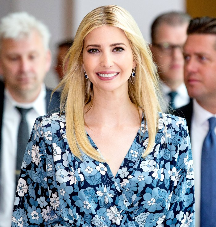 First Daughter and Advisor to the US President Ivanka Trump attends the W20 conference on April 25, 2017 in Berlin, Germany.