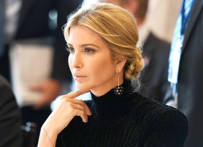 """Ivanka Trump attends the event """"A Call to Action to End Forced Labour, Modern Slavery and Human Trafficking"""" on September 19, 2017 at the United Nations in New York."""