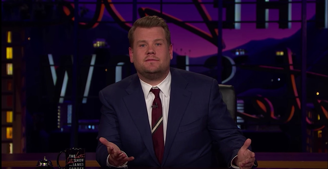 James Corden Speaks Out After London Terrorist Attack