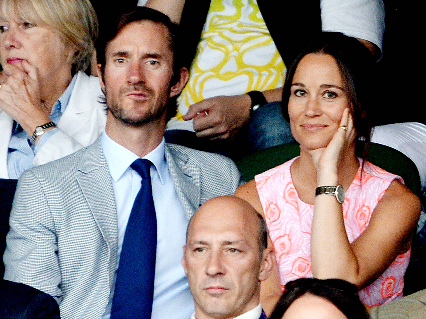 Everything We Know About Pippa Middleton's Wedding - photo#31