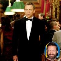 Daniel Craig; Hugh Jackman