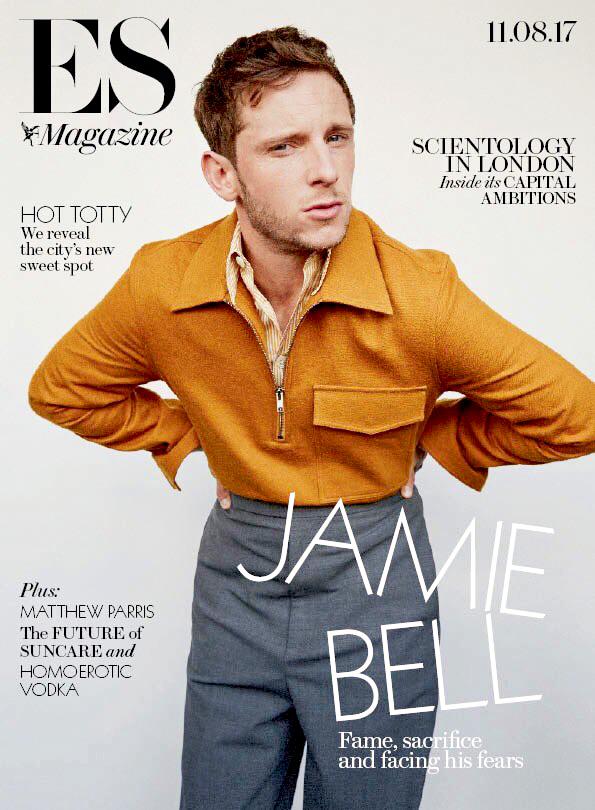 Jamie Bell ES Magazine