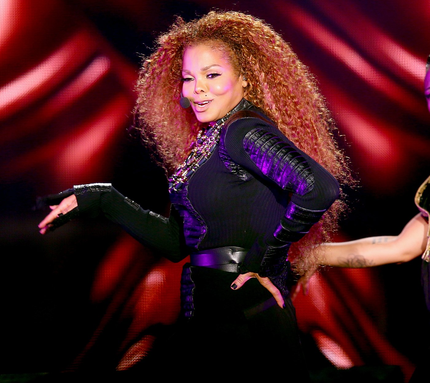 Janet Jackson Flaunts Incredible Post-Baby Body in First