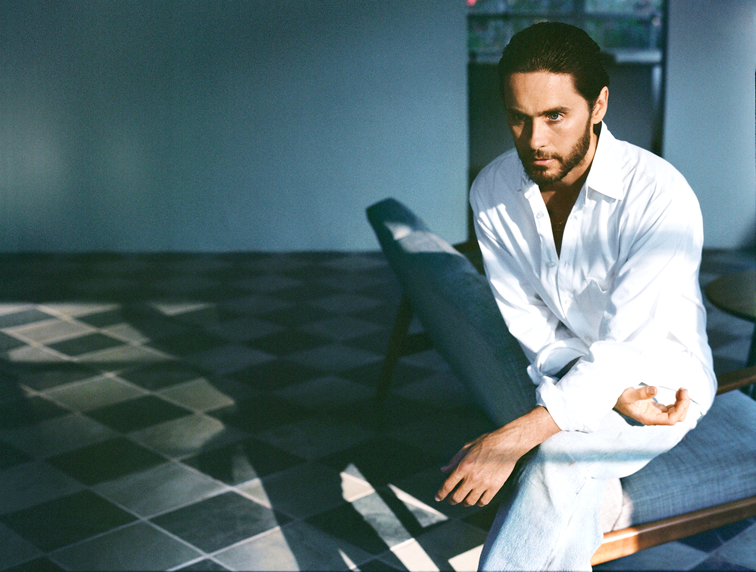 Jared Leto for Rolling Stone