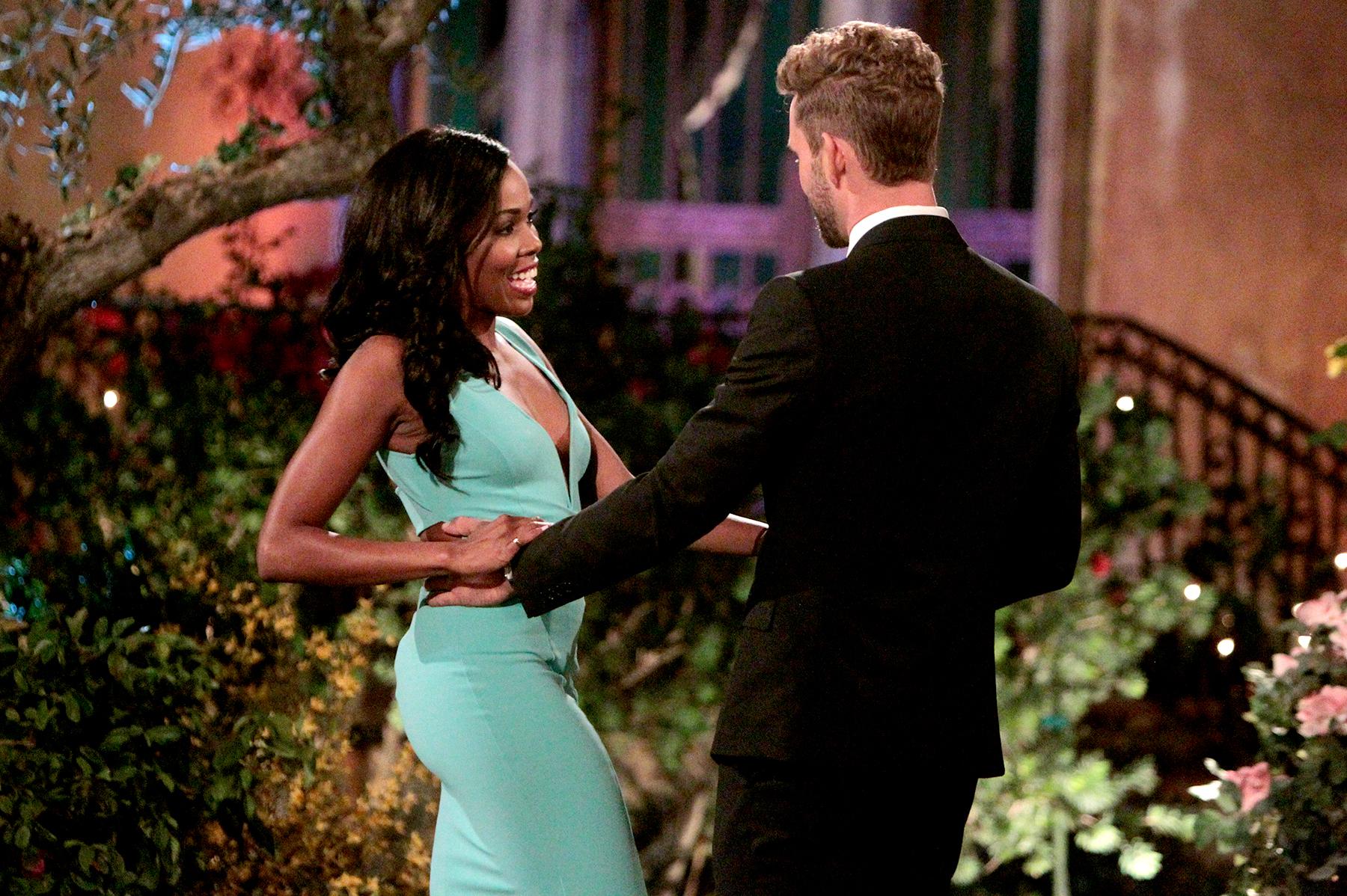 Jasmine G. and Nick Viall