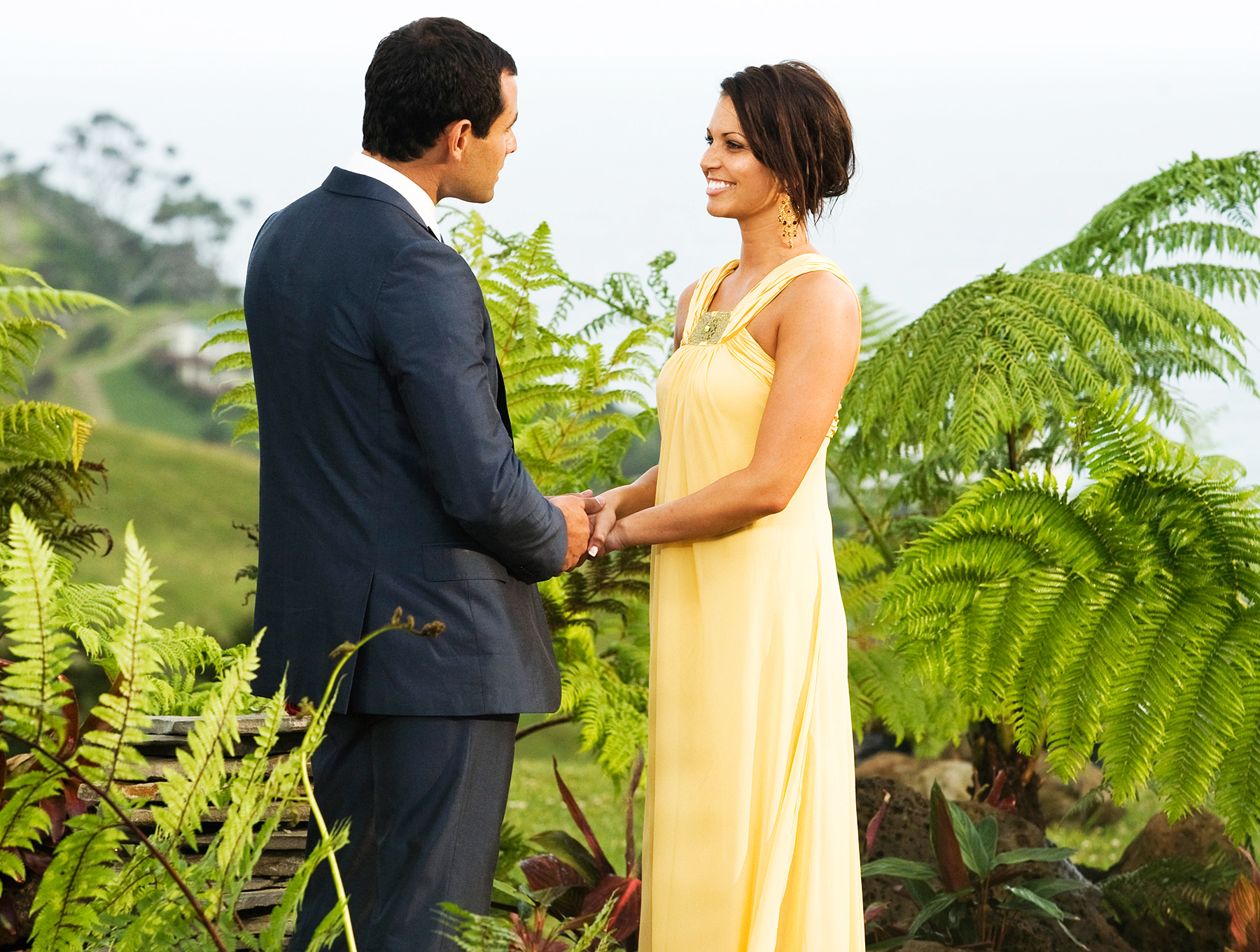 Jason Mesnick Melissa Rycroft The Bachelor