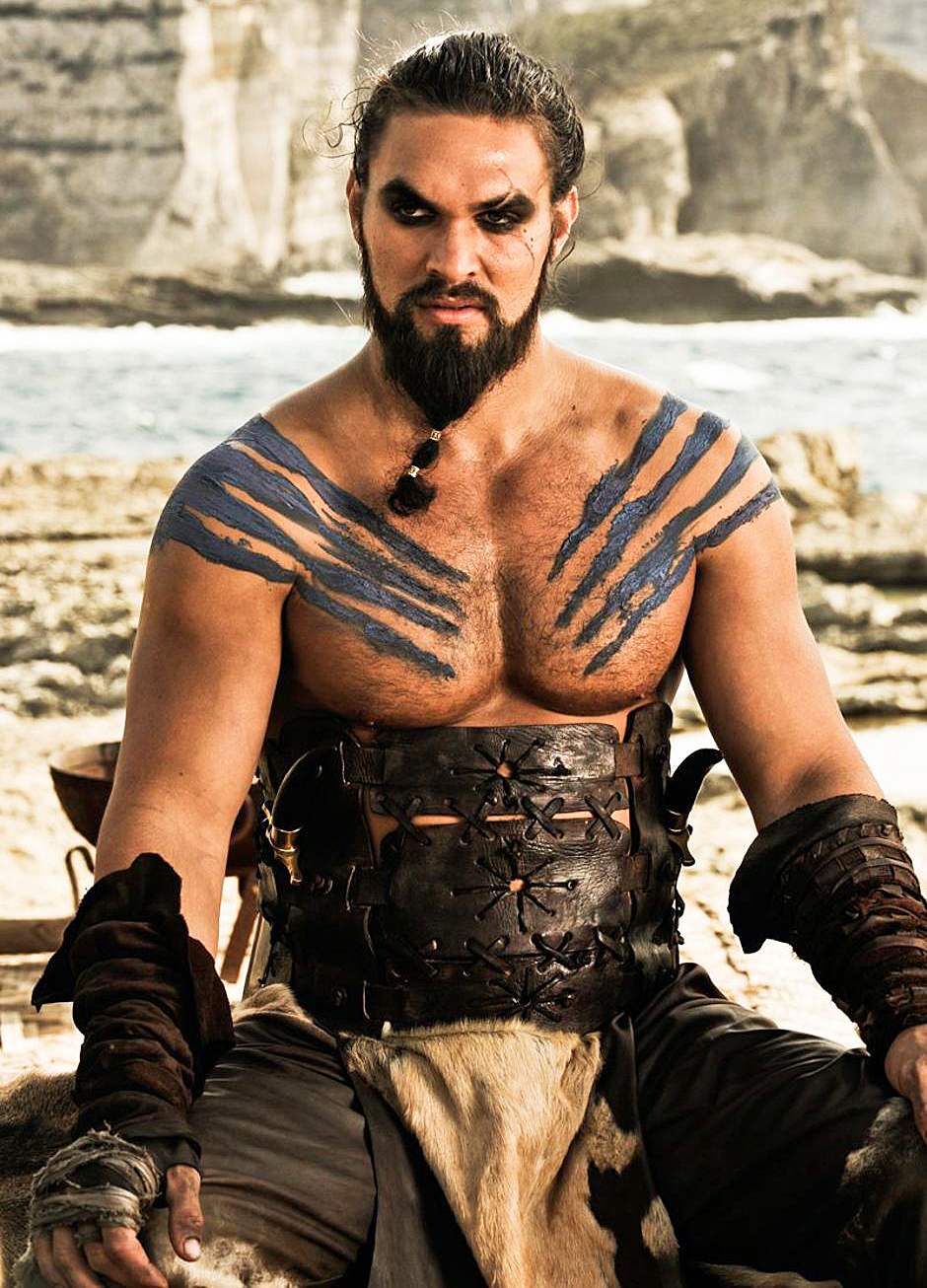 Jason Momoa Khal Drogo Game of Thrones