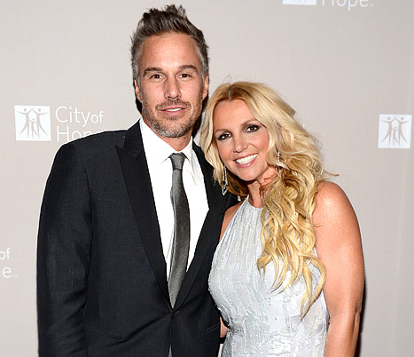 Britney and Jason