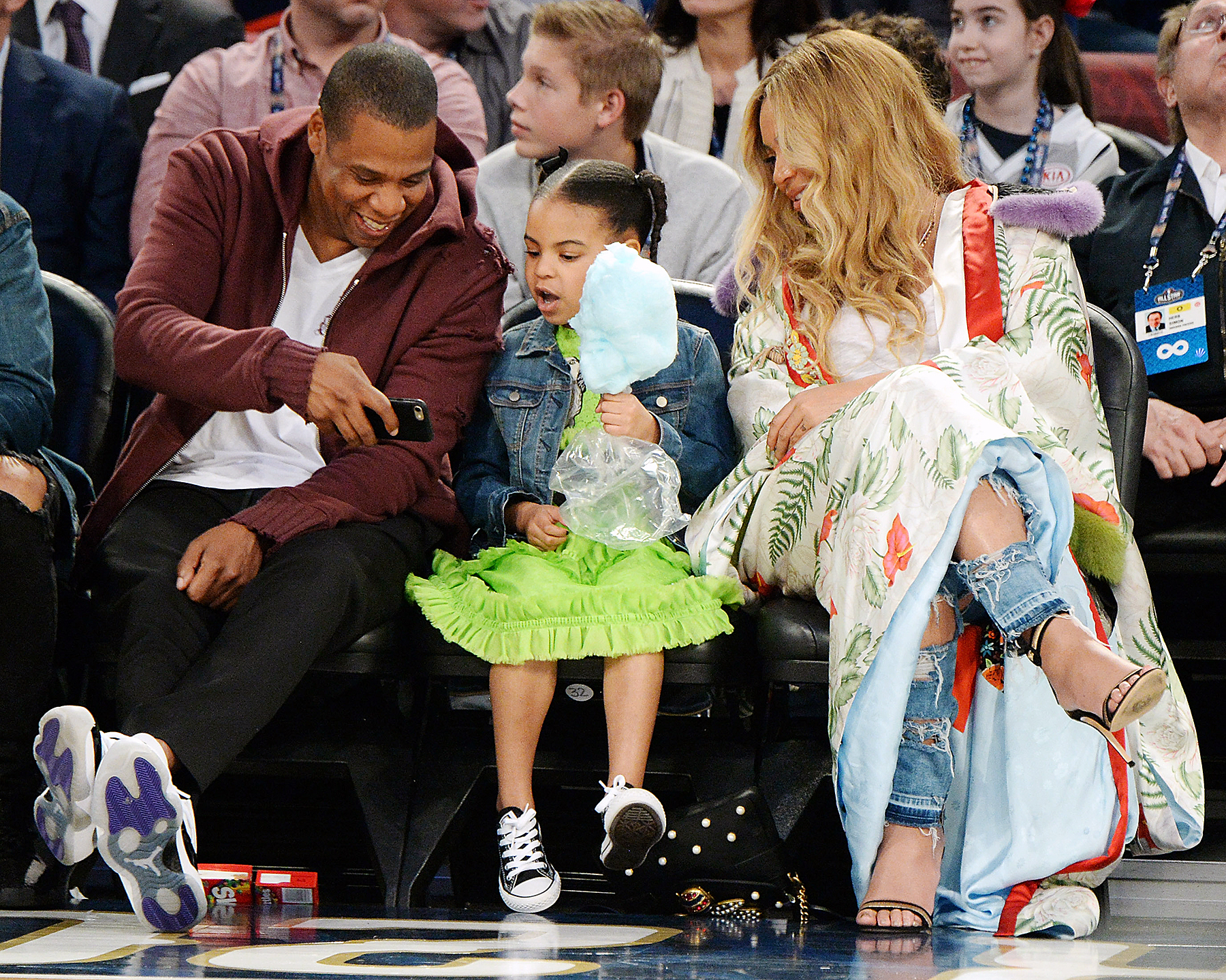 Jay Z Blue Ivy Beyonce