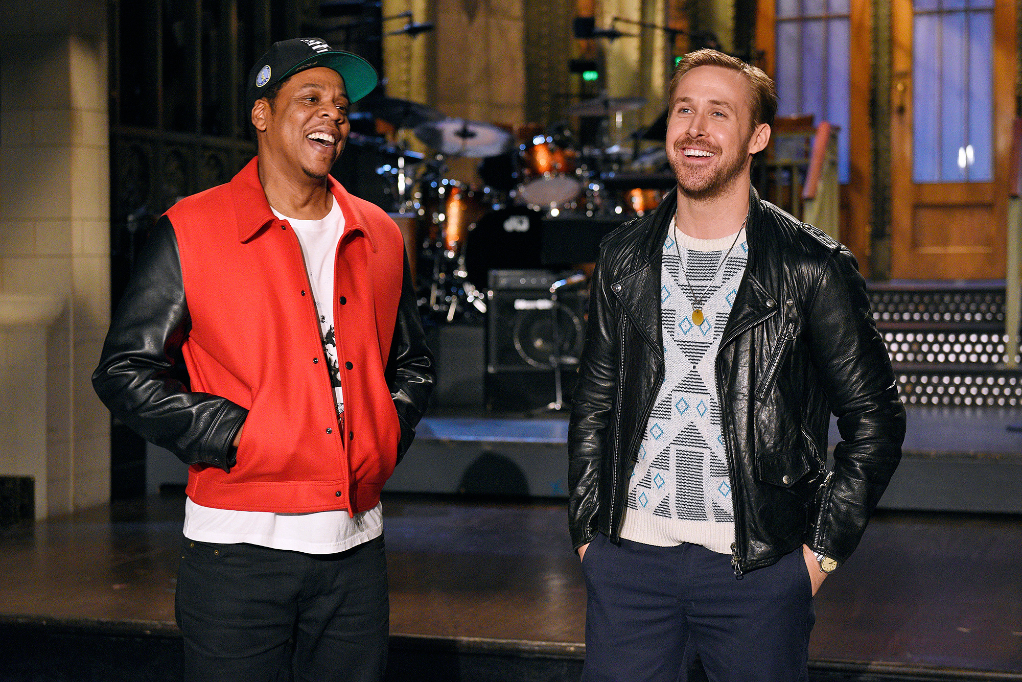 Jay-Z, Ryan Gosling, Saturday Night Live