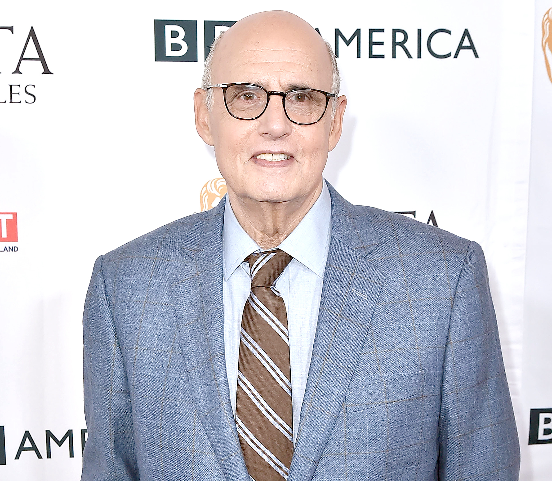 Jeffery Tambor attends the BBC America BAFTA Los Angeles TV Tea Party 2017 - Arrivals at The Beverly Hilton Hotel on September 16, 2017 in Beverly Hills, California.