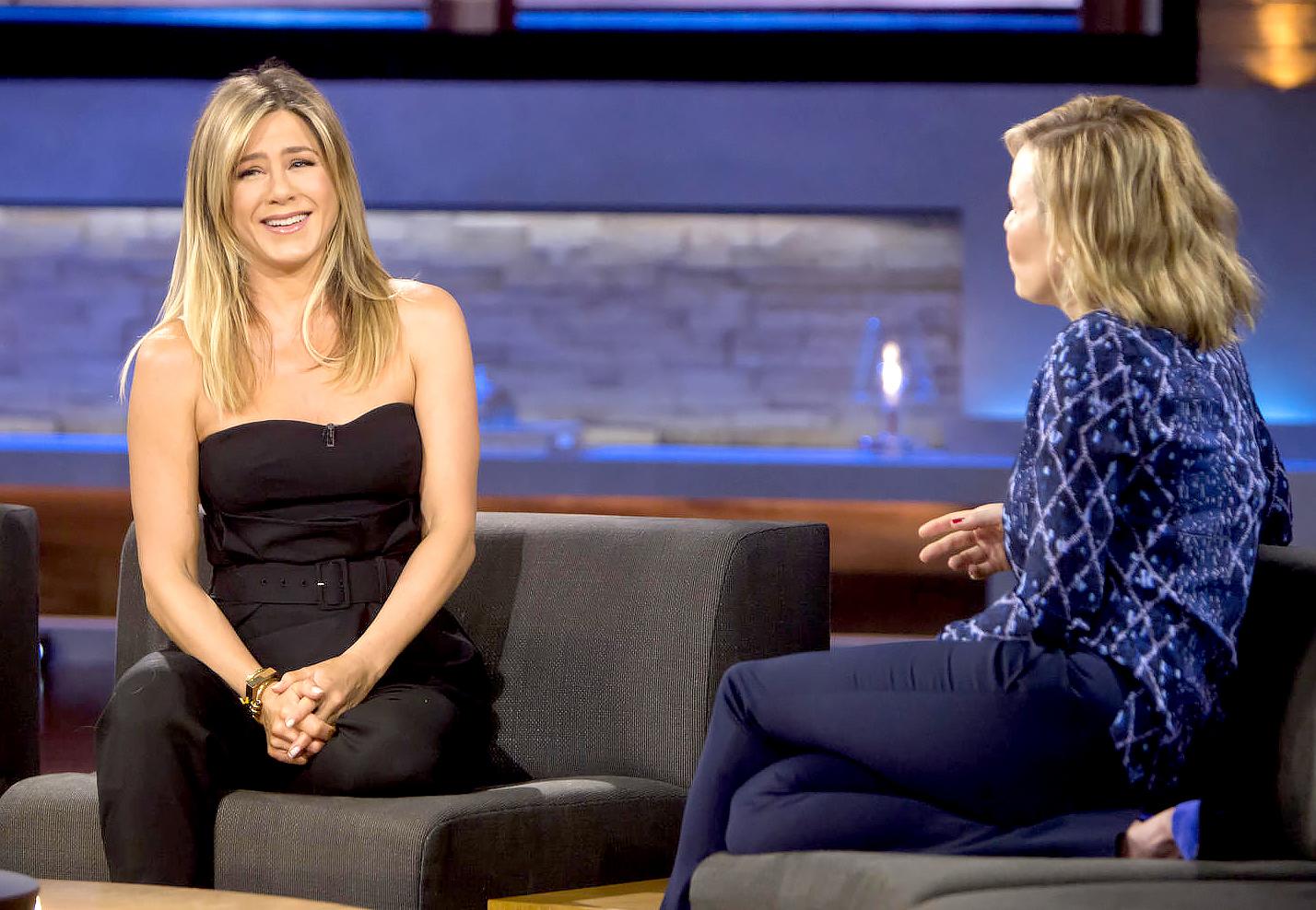 Jen Aniston and Chelsea Handler
