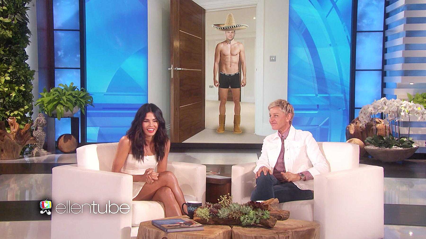 Jenna Dewan The Ellen DeGeneres Show