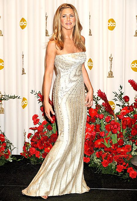 Jennifer Aniston - Oscars