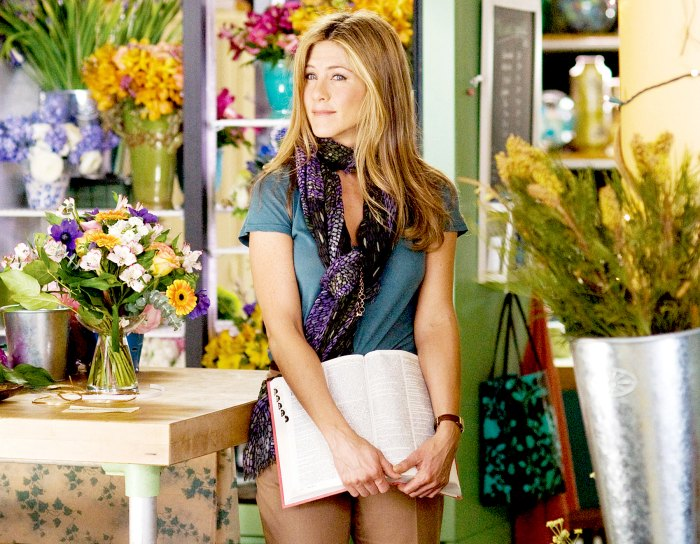 Jennifer Aniston in Love Happens