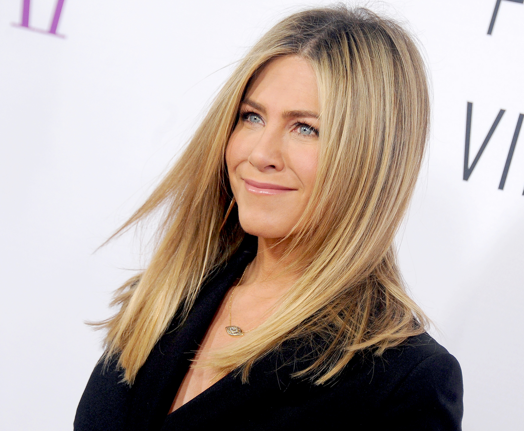 Jennifer Aniston arrives at the Open Roads World Premiere Of