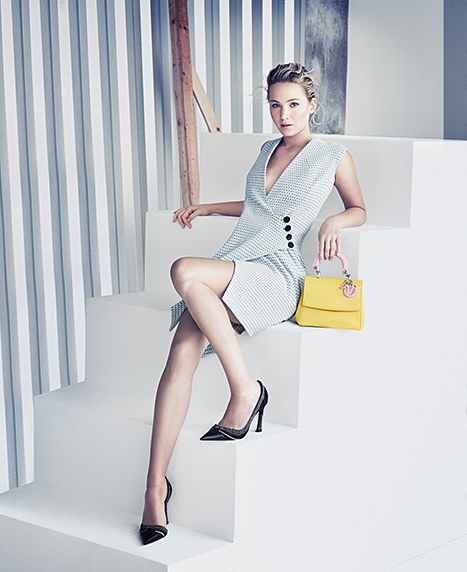 jennifer lawrence for dior full length