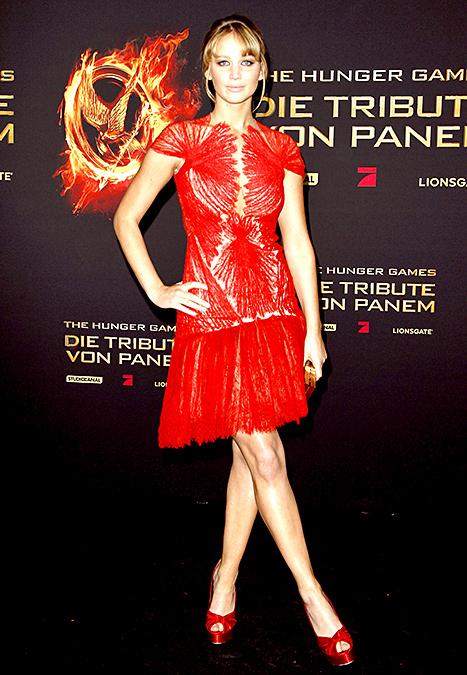 Jennifer Lawrence - Berlin 2012