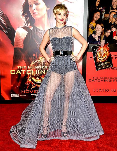 Jennifer Lawrence - LA 2013