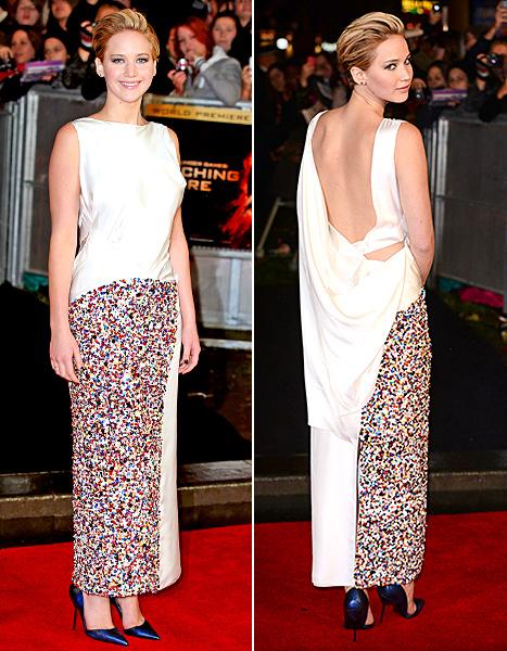 Jennifer Lawrence - London 2013