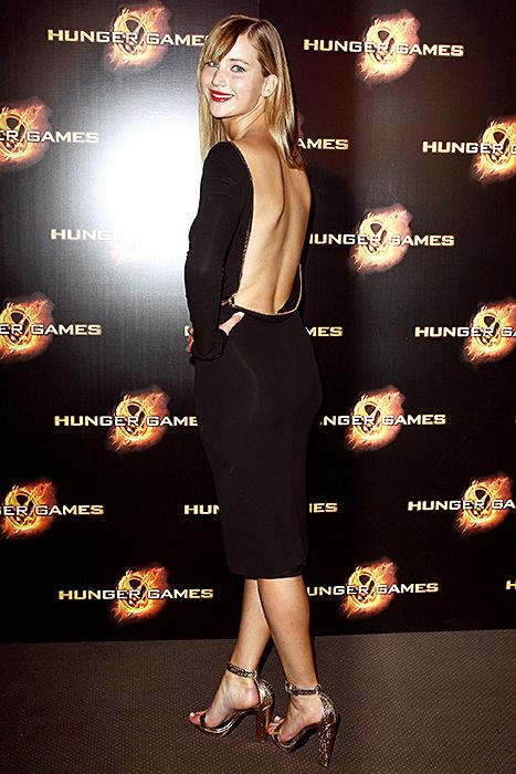 Jennifer Lawrence - Paris 2012