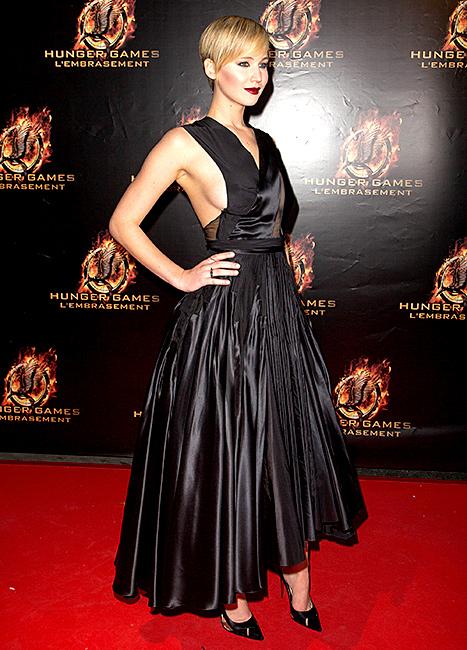 Jennifer Lawrence - Paris 2013
