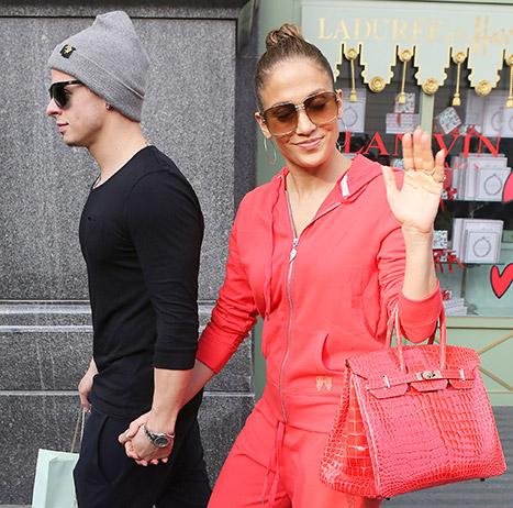 Jennifer Lopez Birkin Bag