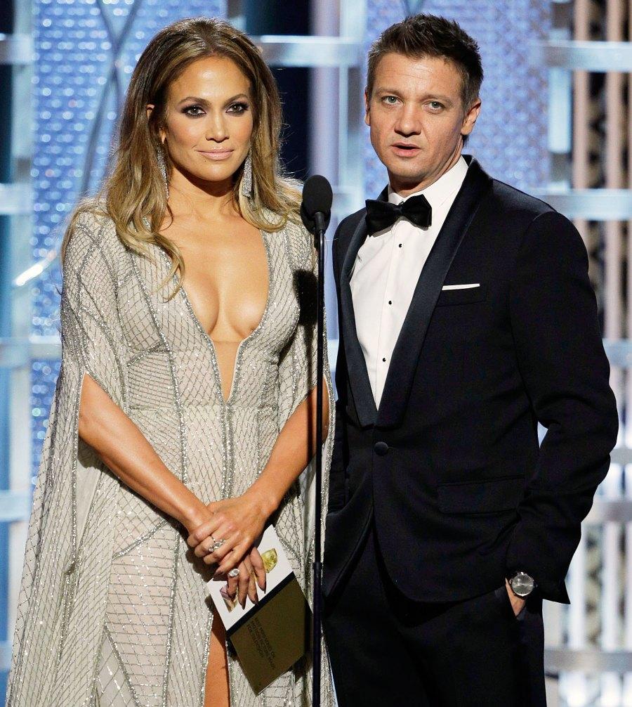 Jennifer Lopez Jeremy Renner