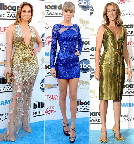 jlo taylor swift and celine