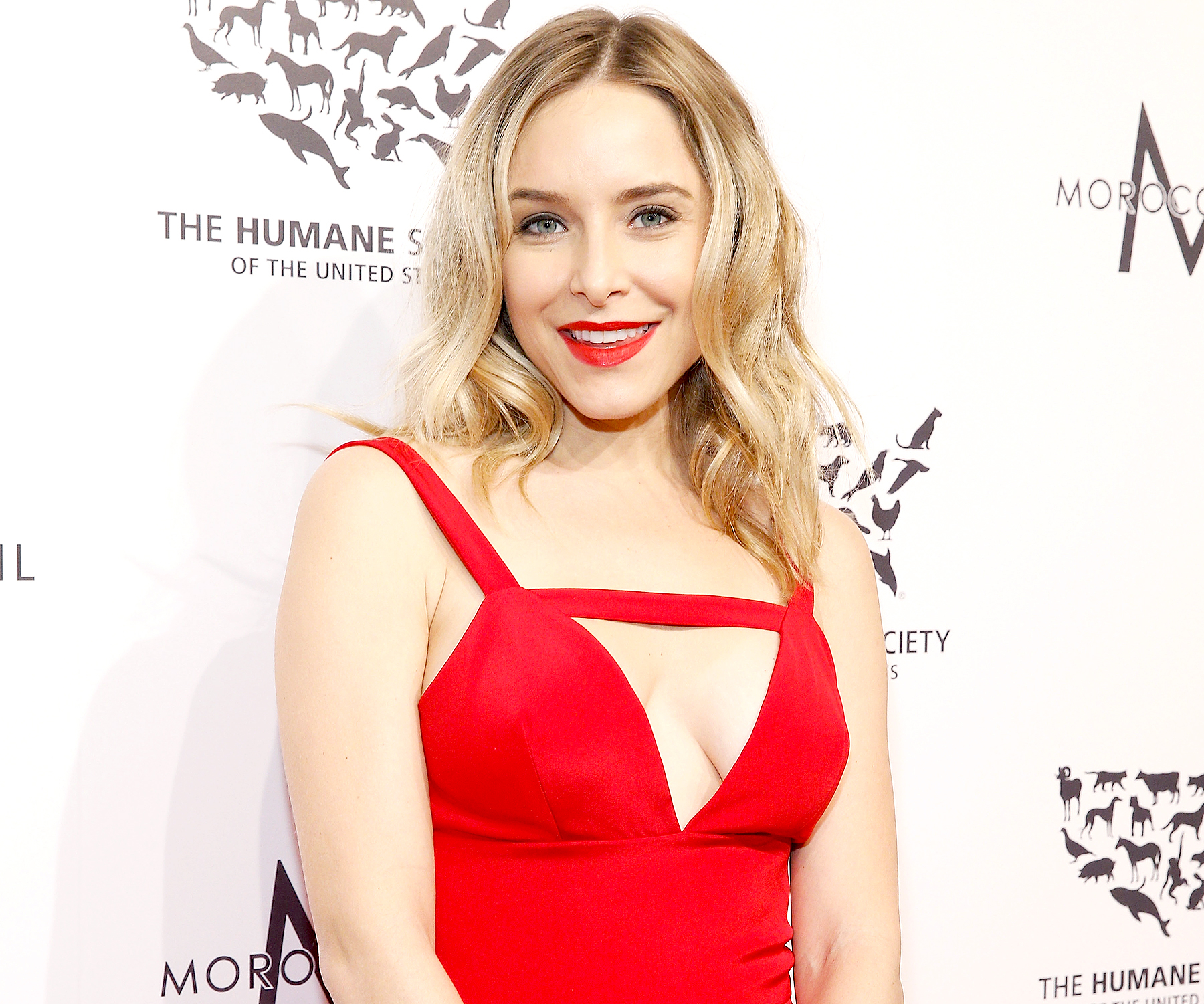 Jenny Mollen attends 2016 Humane Society of the United States to the Rescue! New York: Saving Animal Lives at Cipriani 42nd Street on November 18, 2016 in New York City.