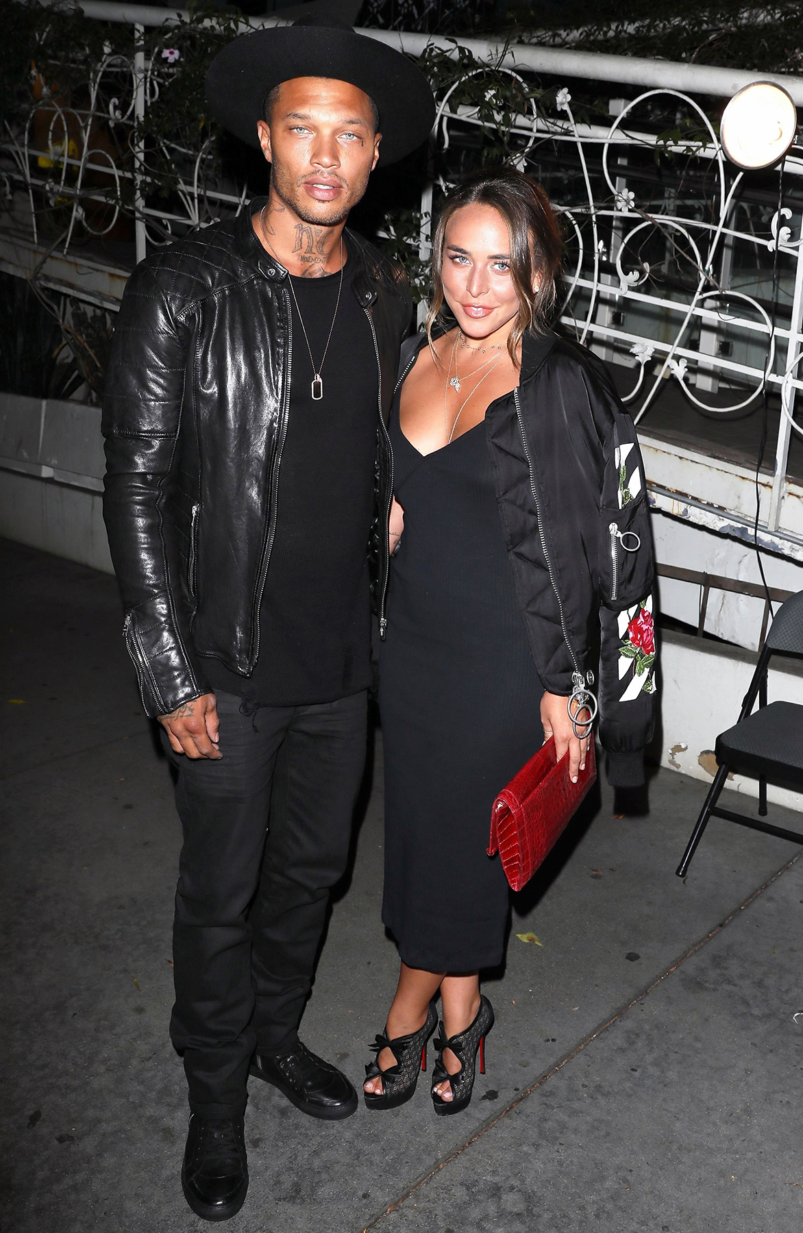 a238b7579c7 Jeremy Meeks and Chloe Green  A Timeline of Their Relationship
