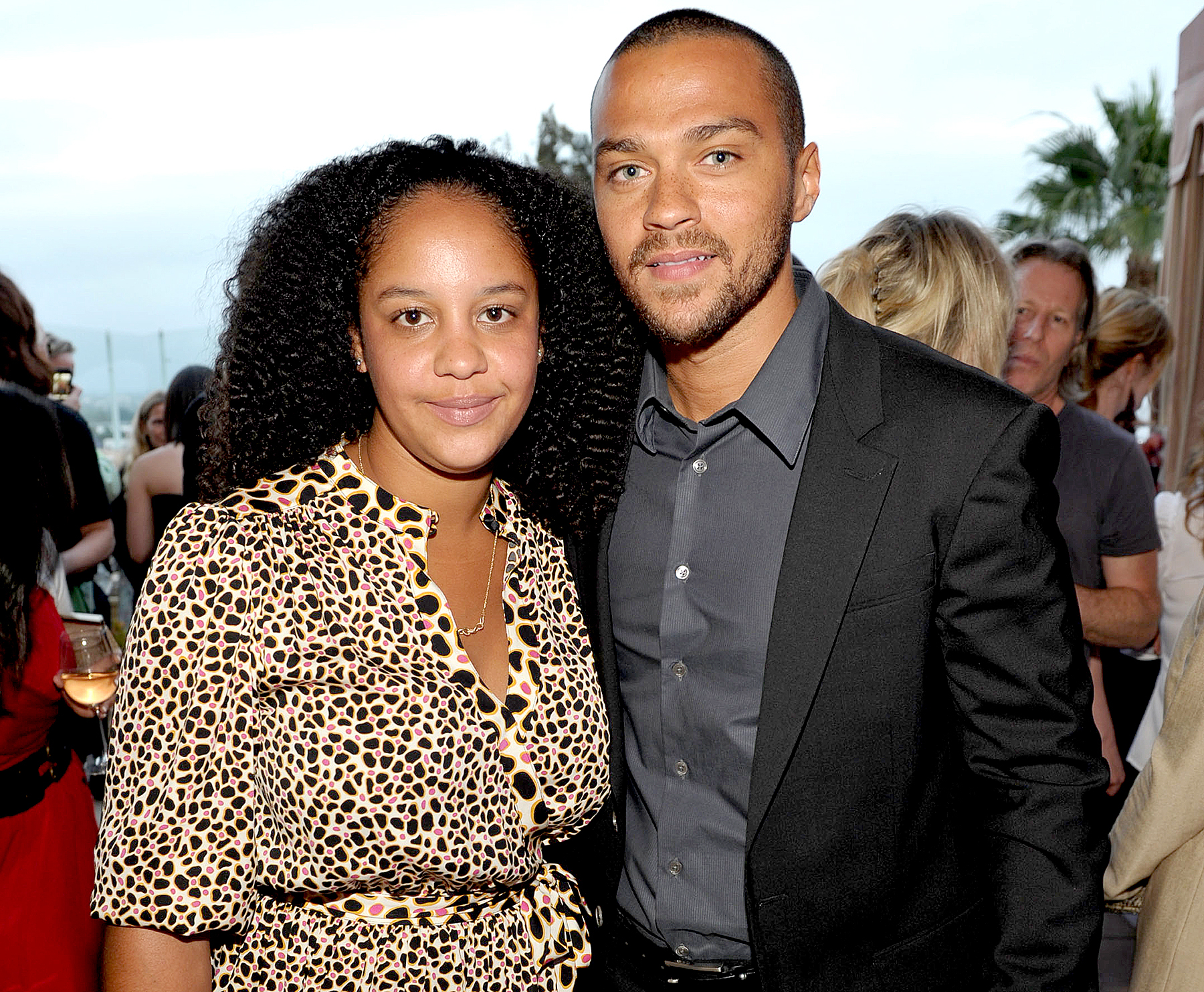 Jesse Williams' Estranged Wife Aryn Drake-Lee Requests Sole Legal
