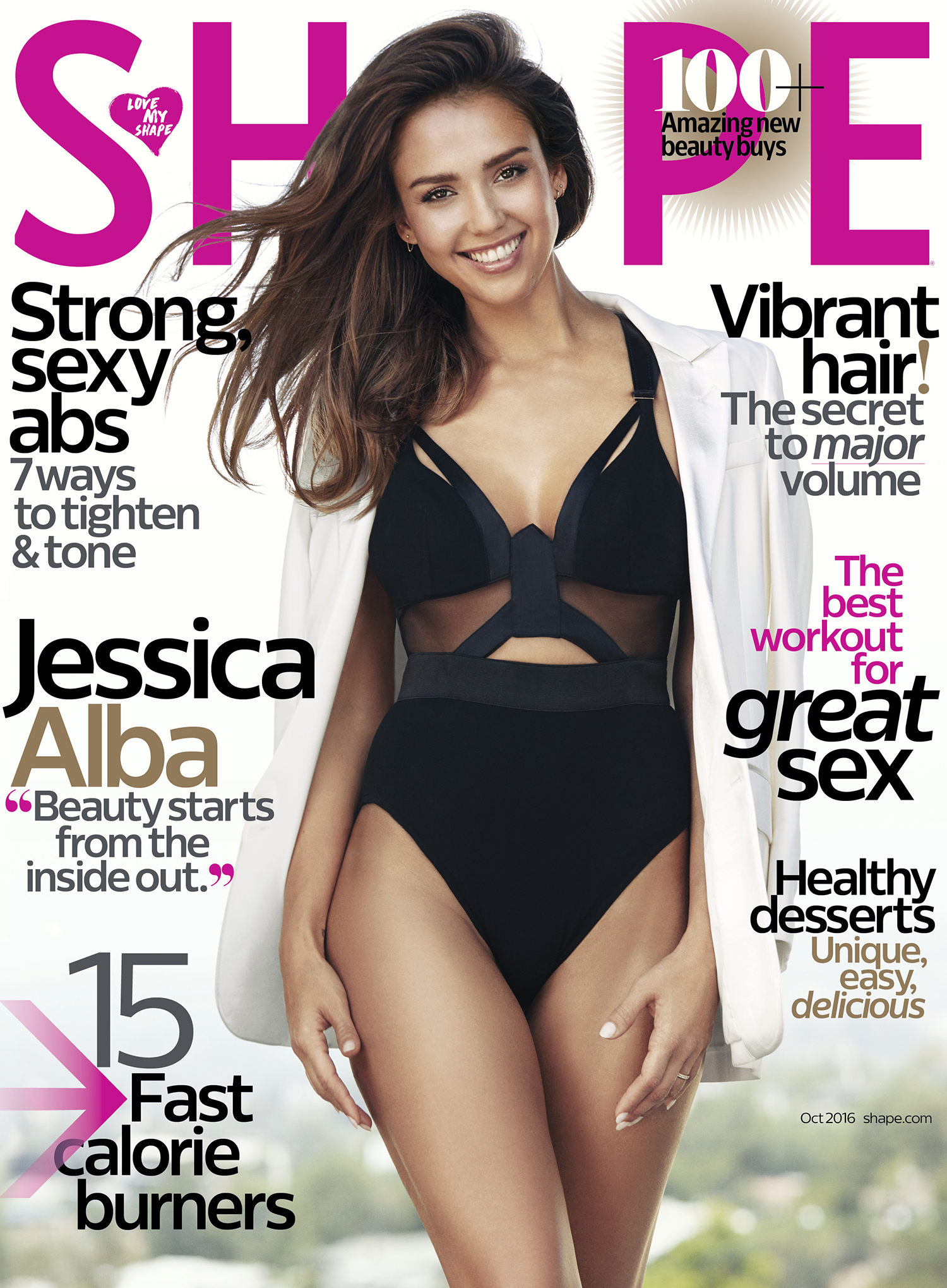 MORE: Jessica Alba Reveals Body Slimming Secrets In New Issue Of Health