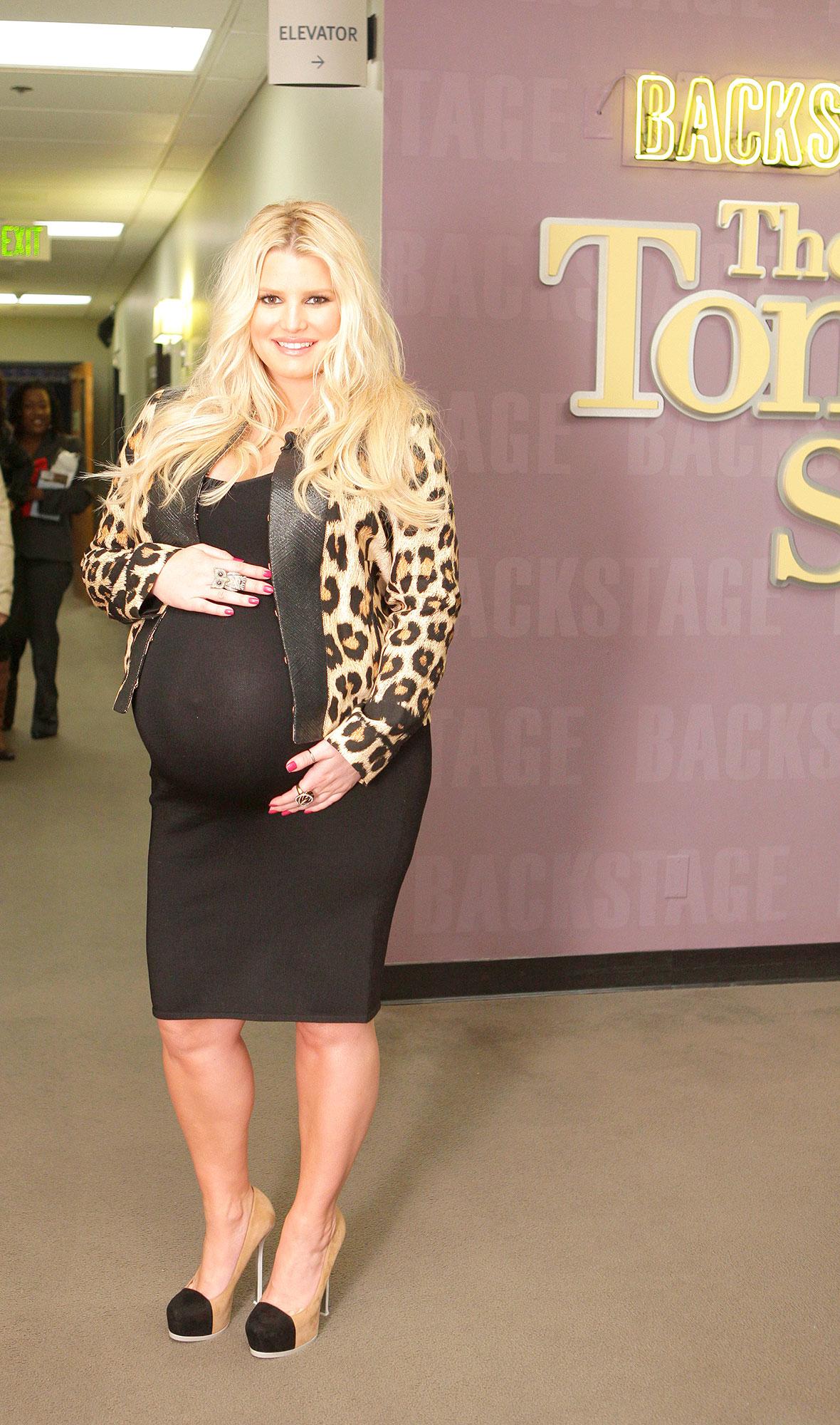 Jessica Simpson 2012 Post Baby